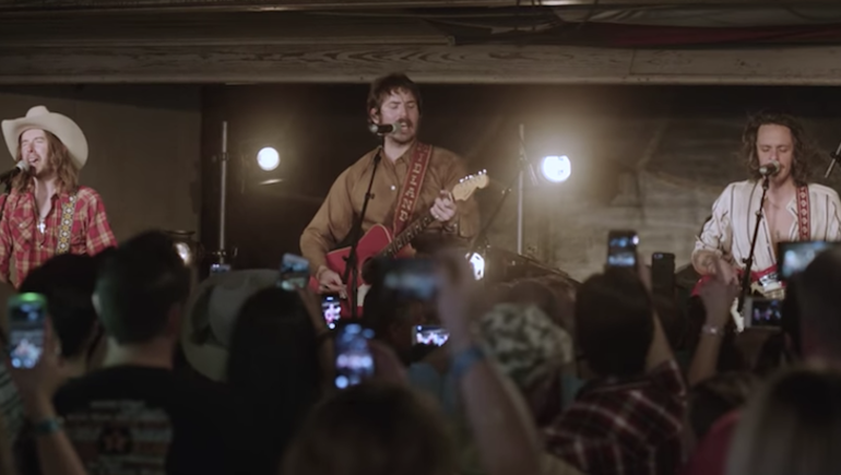 Midland Performs Live on the Honda Stage in Texas (VIDEOS)
