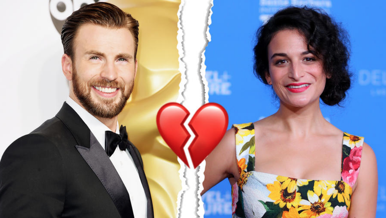 Jenny Slate And Chris Evans Break Up Again