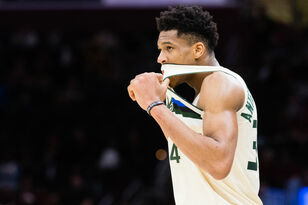 Giannis Antetokounmpo doubtful for Friday night
