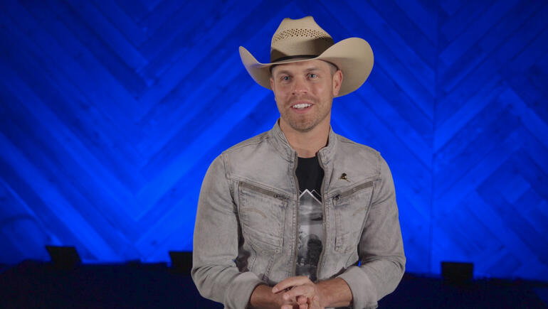 Dustin Lynch Shares Story Behind 'I'd Be Jealous Too' (VIDEO)