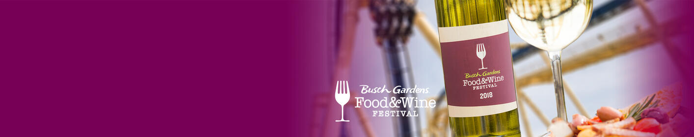 Win a Family 4 Pack to Busch Garden's Food and Wine Festival!