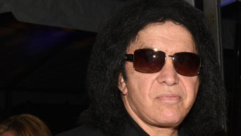 "Gene Simmons Worries About ""Collateral Damage"" of #MeToo Movement"