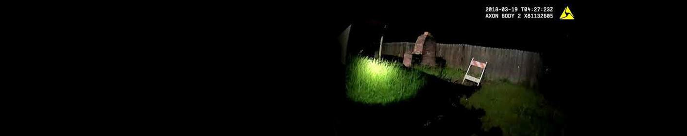 Body Cam Video Shows Police Shooting Unarmed Black Man In Backyard