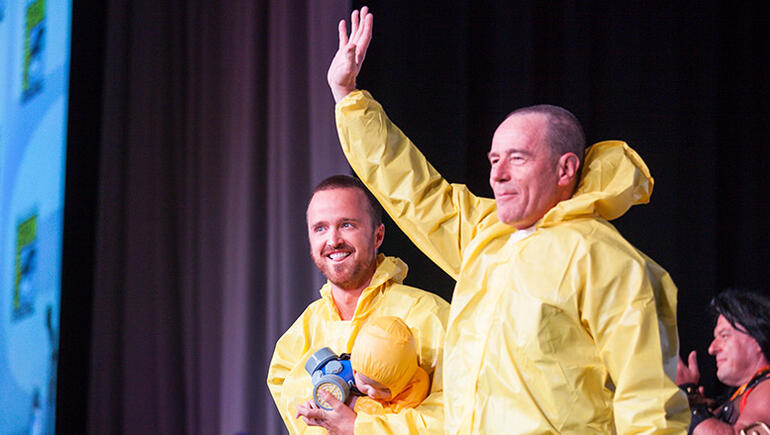 'Breaking Bad'-Inspired Students Made Over $1 Million Selling Drugs Online