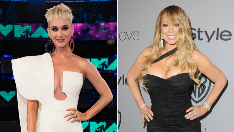 Mariah Carey Responds To Katy Perry's Tweet About Her Rumored Diva Demand