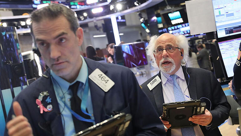 Stock Market Drops Over 700 Points To Close Under 24,000