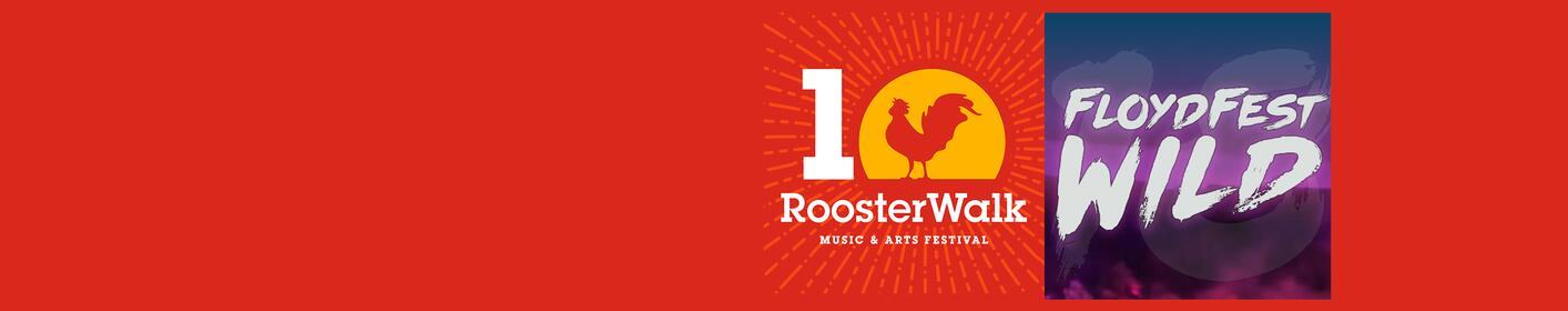 Pick Your Ticket to FloydFest or Rooster Walk!
