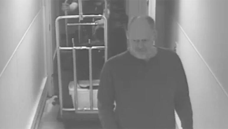 Video Footage Shows Las Vegas Gunman Bringing Weapons Into His Room