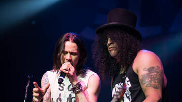 Dr. John Cooper - Slash To Record With Myles Kennedy For Fall Album