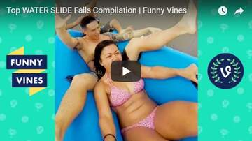 Trey - Top Water Slide Fails