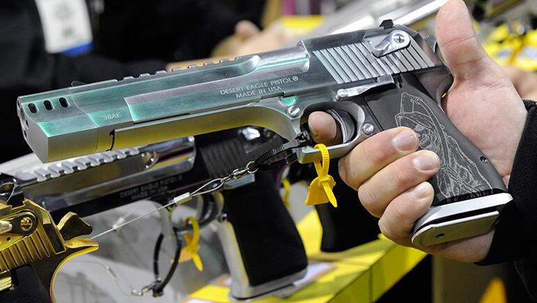 Maine Store Raffles Off Gun To Benefit Local High School