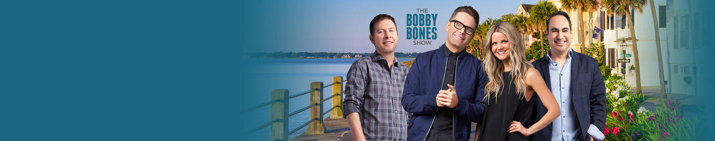 Listen to the Bobby Bones Show weekday mornings!