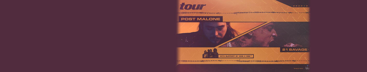 Listen All Weekend To Win Tickets To See Post Malone!