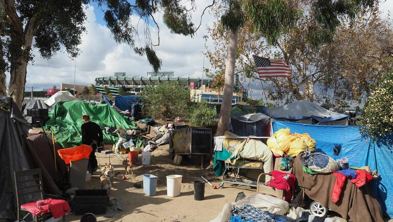 OC Supervisors Seeking Alternative to Proposed Tent Cities