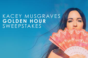 We're giving away a trip to see her in concert when Kacey Musgraves opens for Little Big Town on The Breakers Tour.