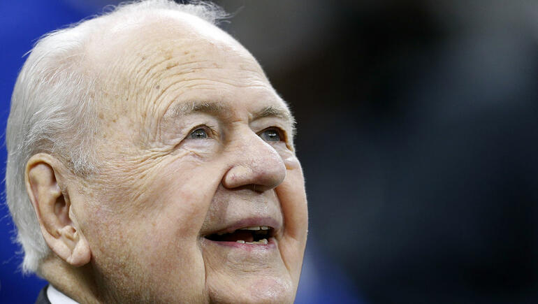 New Orleans Says Goodbye To Tom Benson