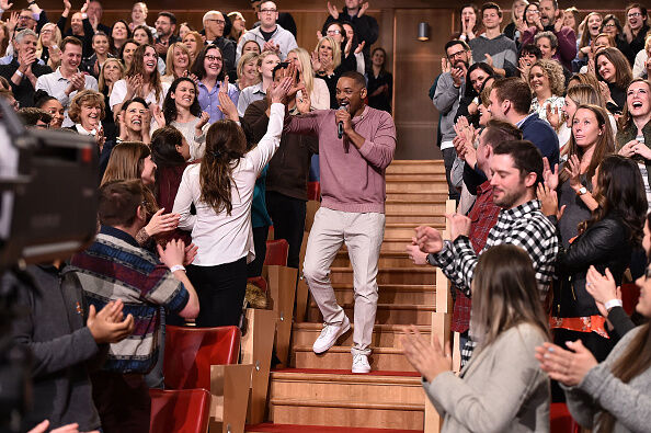 Will Smith on The Tonight Show with Jimmy Fallon - Getty Images