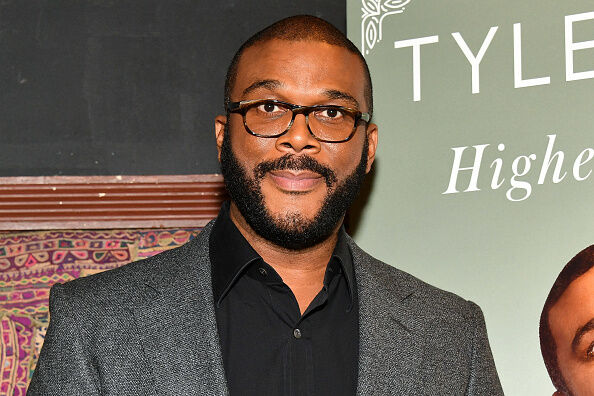 Tyler Perry - Getty Images