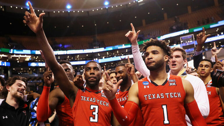 Texas Tech beats Purdue to reach the Elite Eight