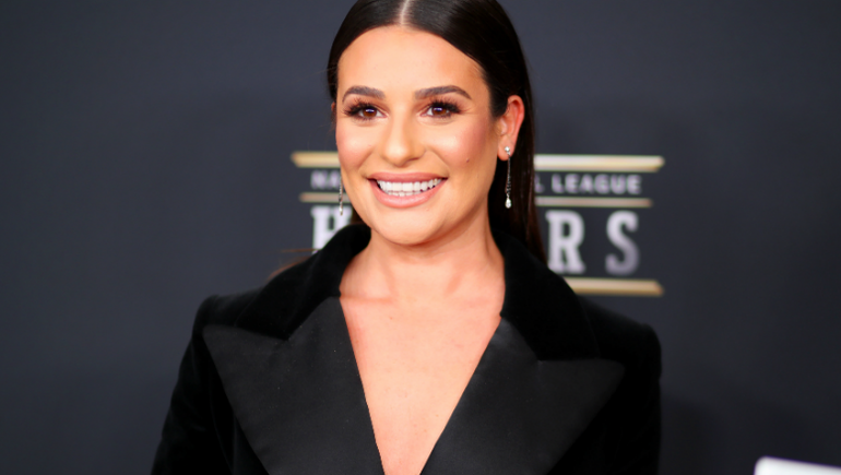 Lea Michele Responds To The Conspiracy Theory That She Is Illiterate