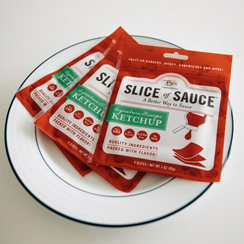 Sliced Ketchup