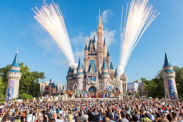 Disney World - Getty Images