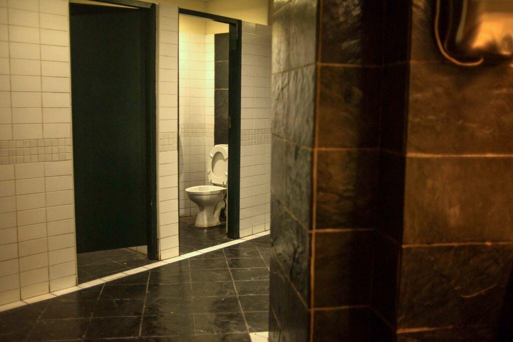 Restaurant Bathroom