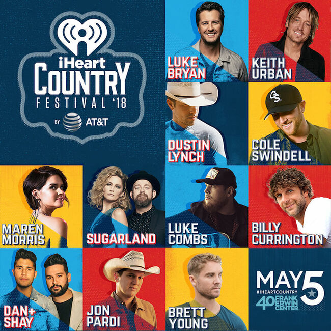 iHeartCountry Festival 2018