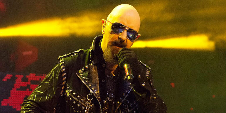 Rob Halford: I'm Not A Donald Trump Supporter For A Lot of Reasons