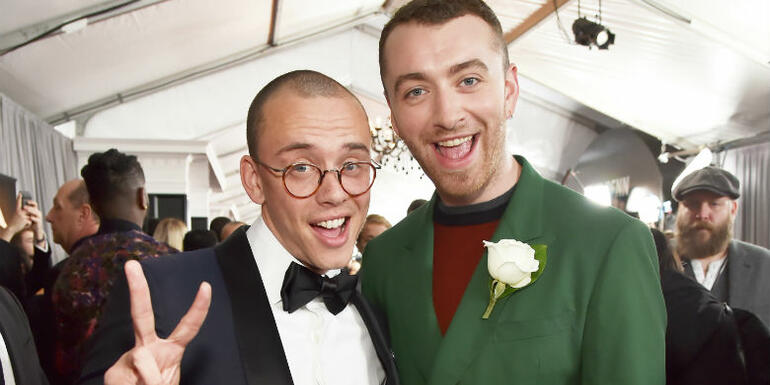 Sam Smith Links Up With Logic For New Version Of 'Pray'