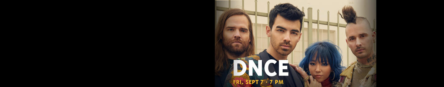 The Peak Welcomes DNCE To Tingley Coliseum! Win Tickets Here!