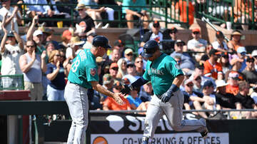 Seattle Mariners - Vogelbach hits 7th HR of spring; Ichiro plays seven innings in finale