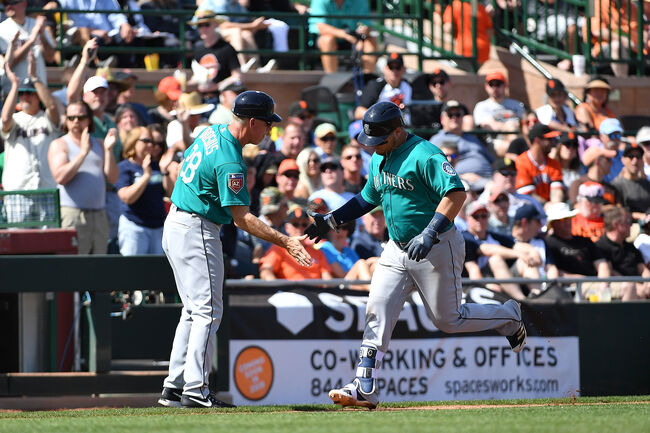 Seattle Mariners v San Francisco Giants