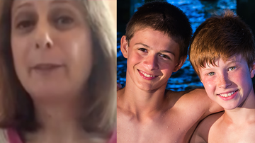 Johnjay And Rich - Mom Faces Backlash For Bathing With Pre-Teen Sons