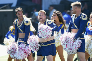 The Rams Are Adding Male Cheerleaders