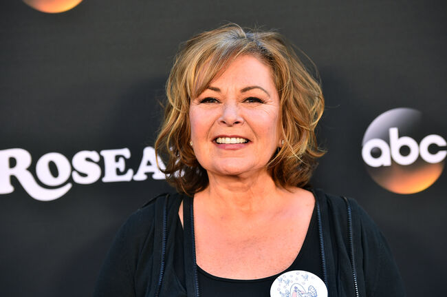 Roseanne Barr - Getty Images