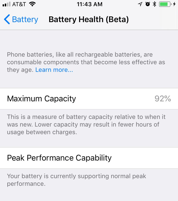 Apple releases iOS 11.3