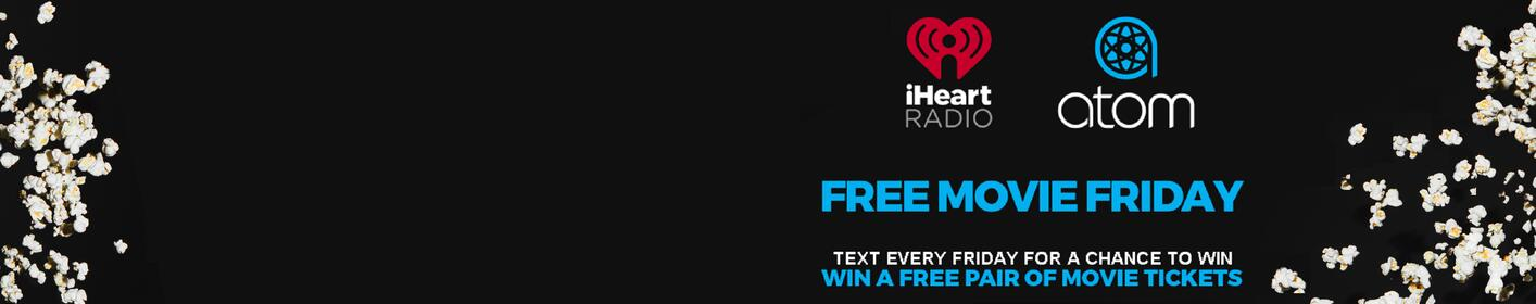 Get The Special Keyword To Text In, On Fridays, For A Chance To Win Here!