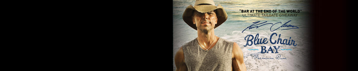 Decorate your Kenny Chesney Tailgate for a chance to meet Kenny Chesney & get Sandbar Tickets!