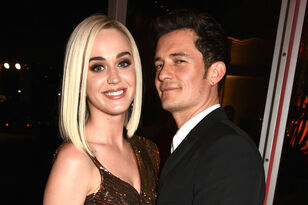 See Katy Perry's Response To Orlando Bloom's Shirtless Thirst Trap