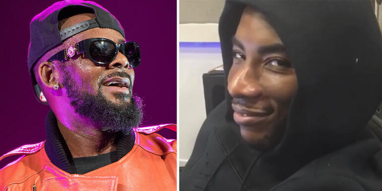 Charlamagne Calls For a Petty Party In R.Kelly's Mentions