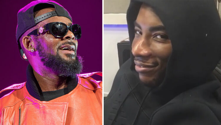 Charlamagne R Kelly Petty Party