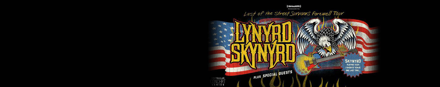 Win Tickets To See Lynryd Skynryd On Your Afternoon Drive This Week With Jeff K. Around 5:50pm!