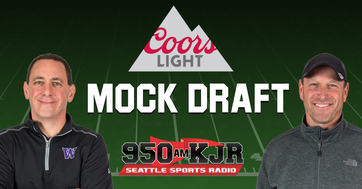 2018 Coors Light Mock Draft at Dino's Pub   Seattle's ...