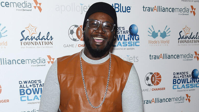 T-Pain Founds 'Wiscansin University'