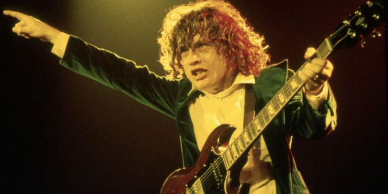 Angus Young: 15 Things You Need To Know