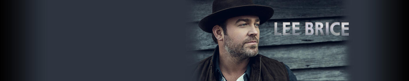 Lee Brice at Thunder Mountain Amphitheatre