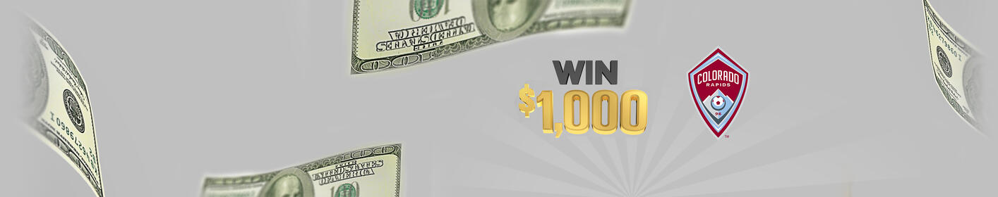 Win $1,000 from the Cash Cougar!