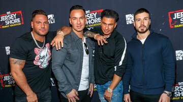 Crush - #ManCrushMonday Vinny, Pauly D., Ronnie, & The Situation