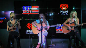 iHeartRadio Sound Stage - Runaway June | 3.30.18